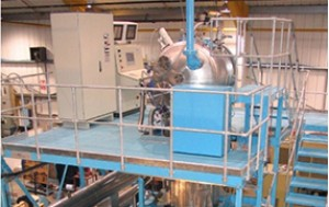 Системы получения металлических порошков