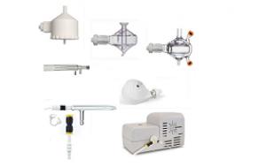 Компоненты систем ввода пробы для ICP-OES