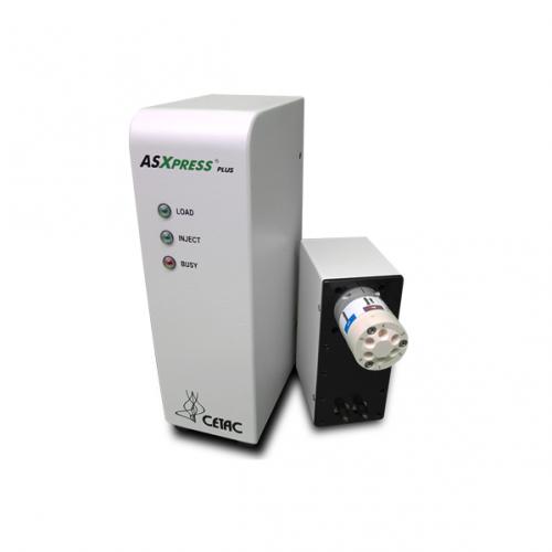 ASXpress Plus устройство ускорения ввода пробы