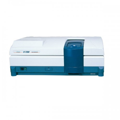 V-7200 Спектрофотометр высокого разрешения с широким диапазоном длин волн
