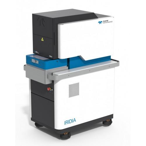 Iridia эксимерная система лазерной абляции для сверхбыстрого картирования